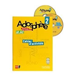 ADOSPERE A2 CAHIER