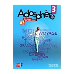 ADOSPHERE 3, A-2 LIVRE
