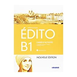 LE NOUVEL EDITIO B1 CAHIER
