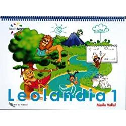 LEOLANDIA 1 METODO DE LECTOESCRITURA