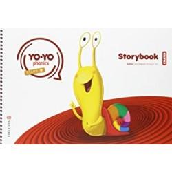 PACK STORYBOOK STARTER YO YO PHONICS