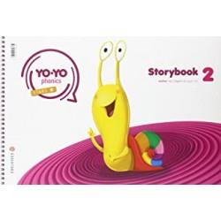 PACK STORYBOOK 2 YO YO PHONICS