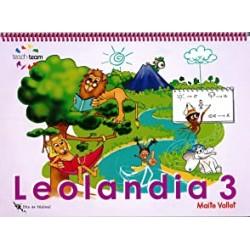 LEOLANDIA 3 METODO DE LECTOESCRITURA