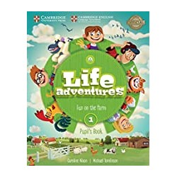 INGLES LIFE ADVENTURES 1AB/ HOME BOOKLET