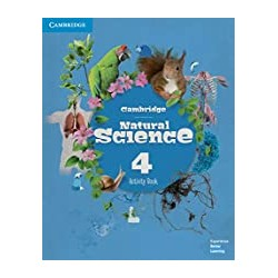 SCIENCE LEVEL 4 ACTIVITY BOOK