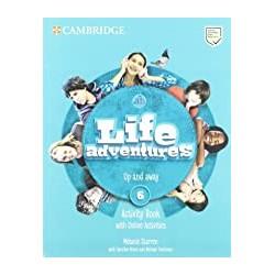 INGLES LIFE ADVENTURE LEVEL 6 ACTIVITY BOOK