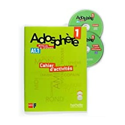 ADOSPHERE A1 CAHIER